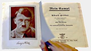 Mein Kampf di Adolf Hitler nella lista di libri di testo nelle scuole italiane