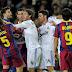 Foto Pemain Real Madrid Mengamuk Saat Kalah 0-5 Dari Barcelona