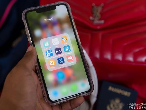 My Top 5 Favorite Travel Apps With Bonus! ~ #TravelThursday