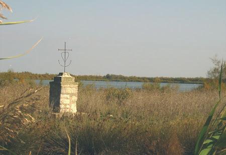Croix des étangs à Pérols
