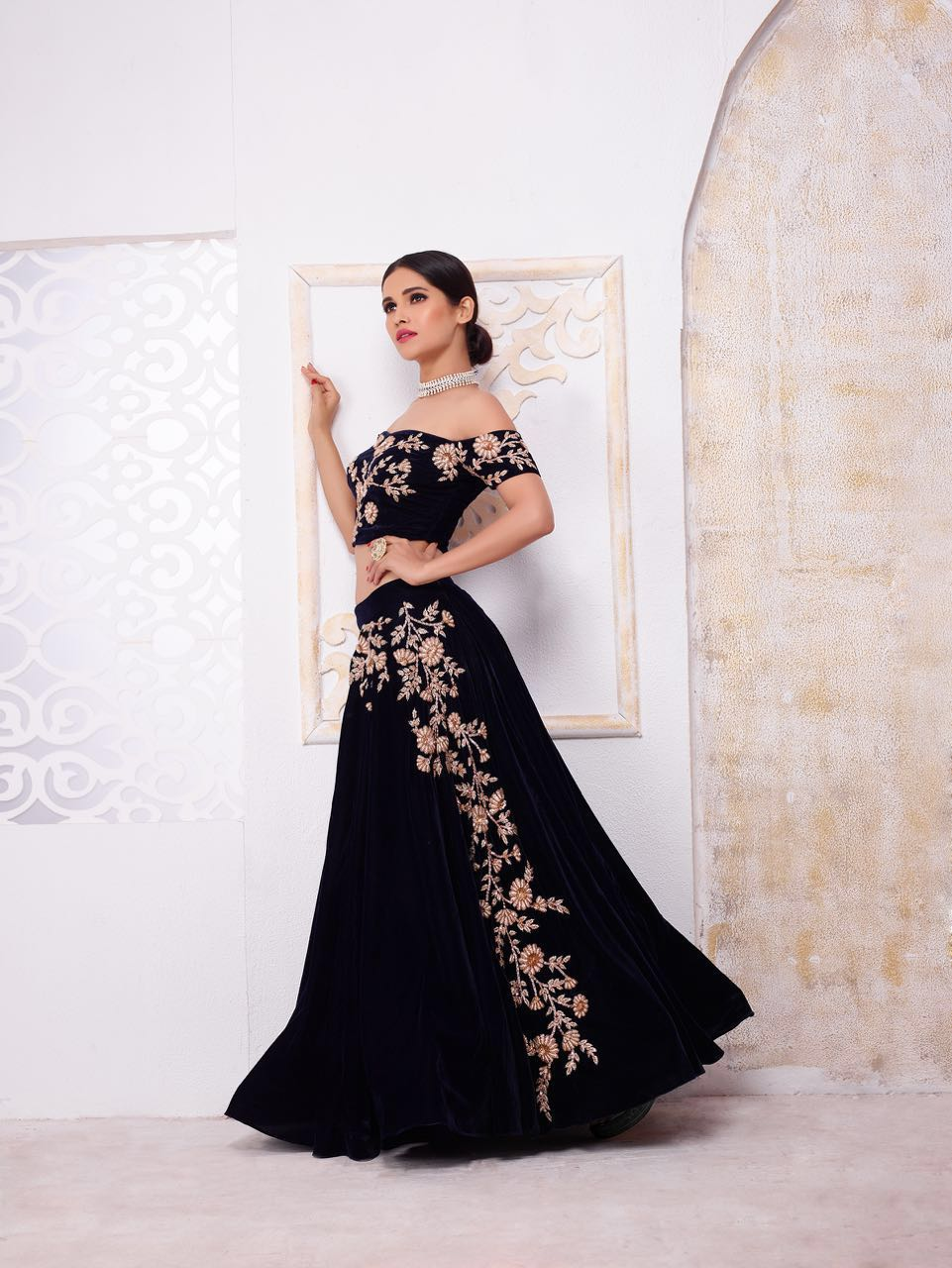 8c3d4abdc7e54 Wedding Special! Couture Lehengas At Sionaah - Shopping