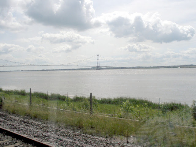 Image result for humber from the train