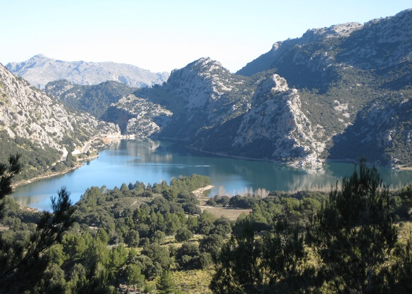 soller cuber stausee tour
