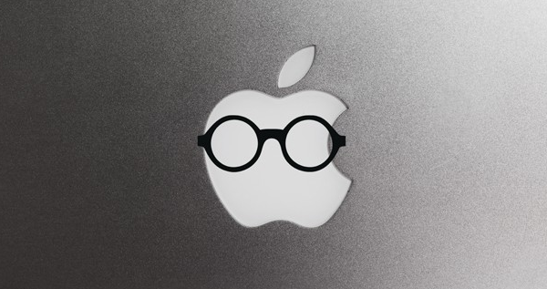 Macbook Glasses decals