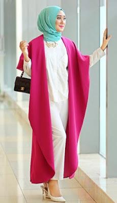 model hijab elegan