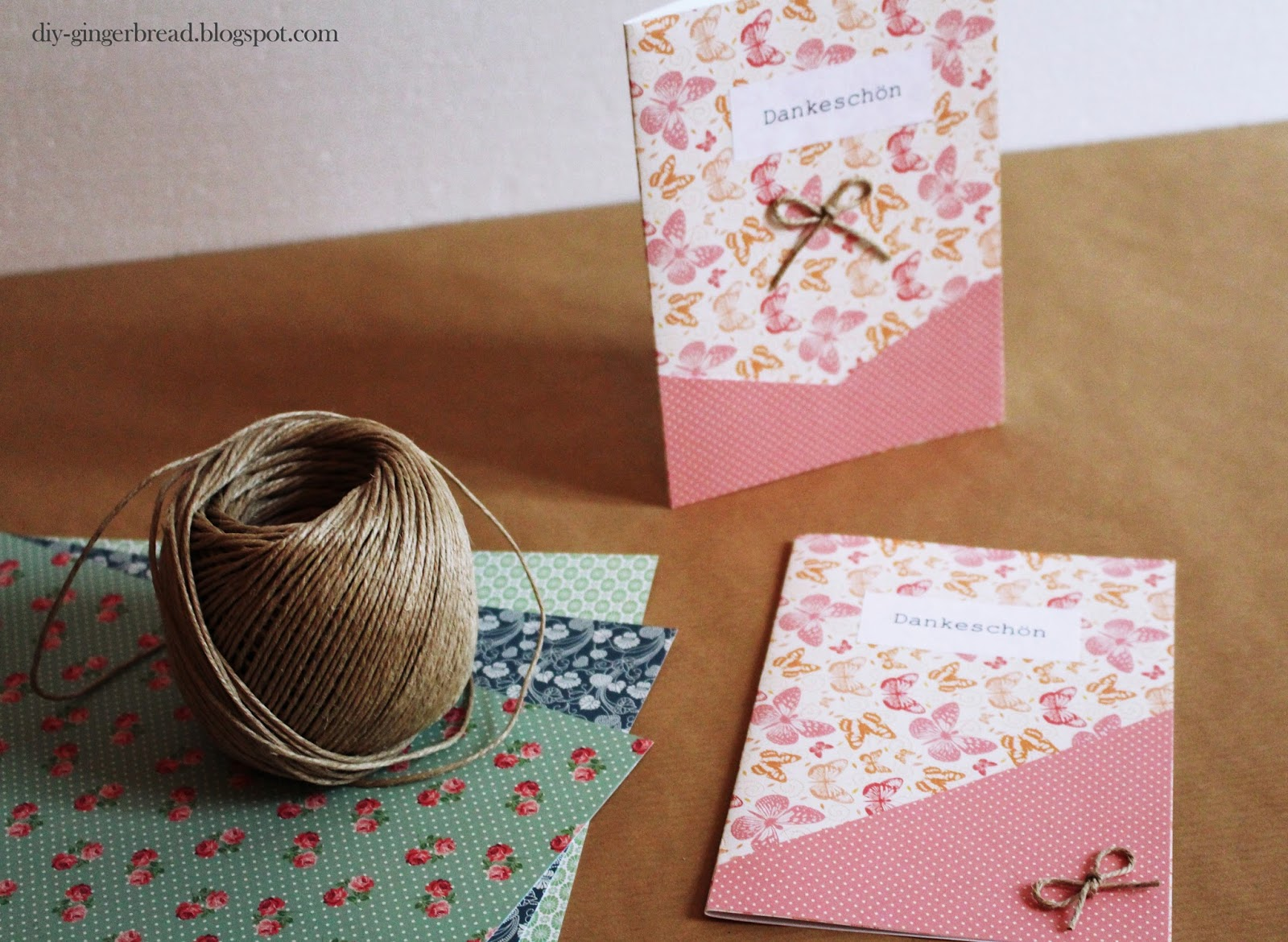 personalized thank you cards - Make Your Own Thank You Cards