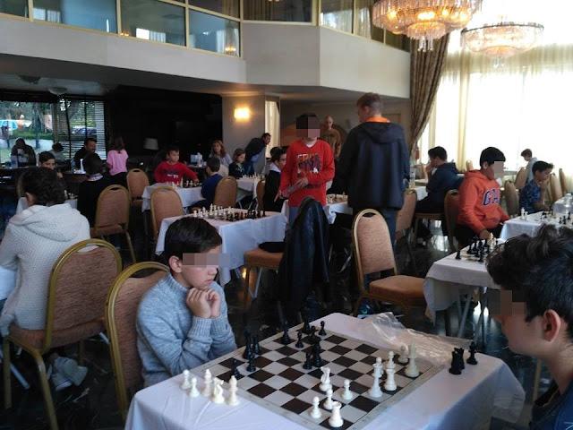 Με επιτυχία το 2ο Ατομικό Σχολικό Πρωτάθλημα Σκακιού, στην Πρέβεζα