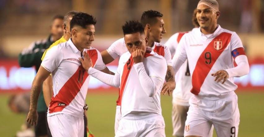 RESULTADOS PERÚ Vs. COSTA RICA: Selección peruana venció 1-0 al equipo costarricense