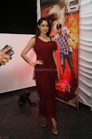 Pragya Jaiswal in Stunnign Deep neck Designer Maroon Dress at Nakshatram music launch ~ CelebesNext Celebrities Galleries 041.JPG