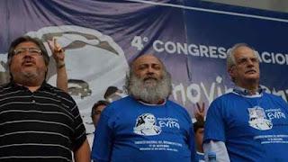 Pérsico y el Chino Navarro echaron a 24 trabajadores del diario Miradas al Sur