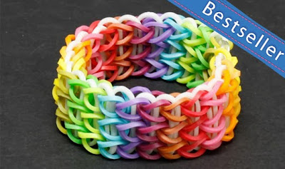 Savvy Spending Loom Bands On Plum District 12 For A Kit