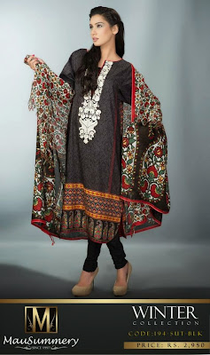 Mausummery Winter Dress For Women