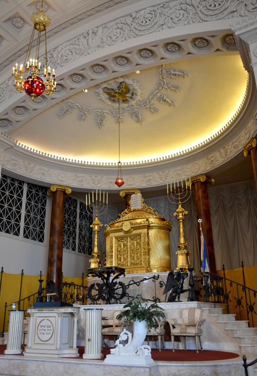 Historic Jewish Atlanta Tours | The Temple