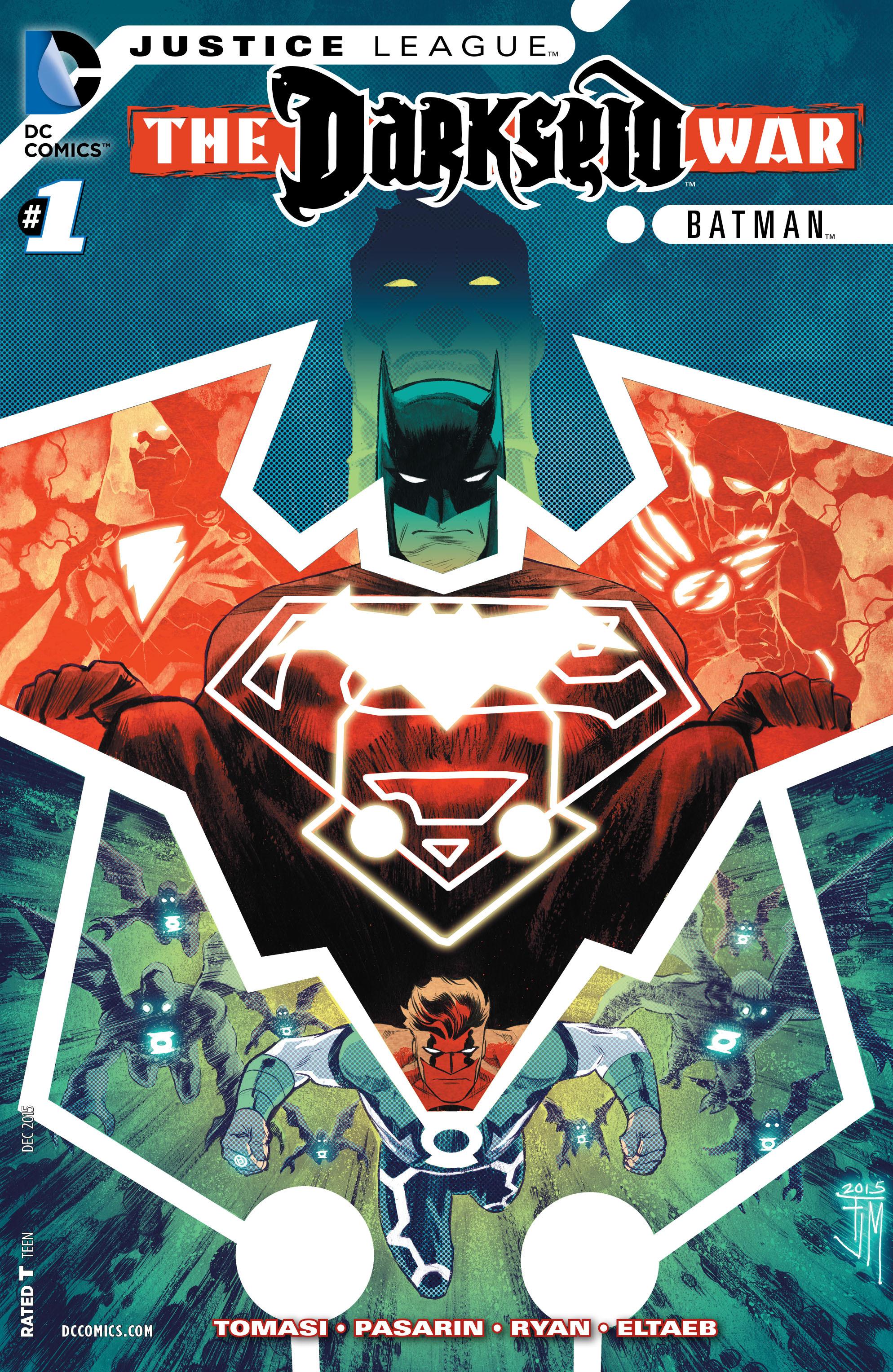 Justice League: Darkseid War: Batman 1 Page 1