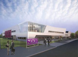 Nexen Tire estrena en Alemania su nueva sede para Europa de ventas e I+D
