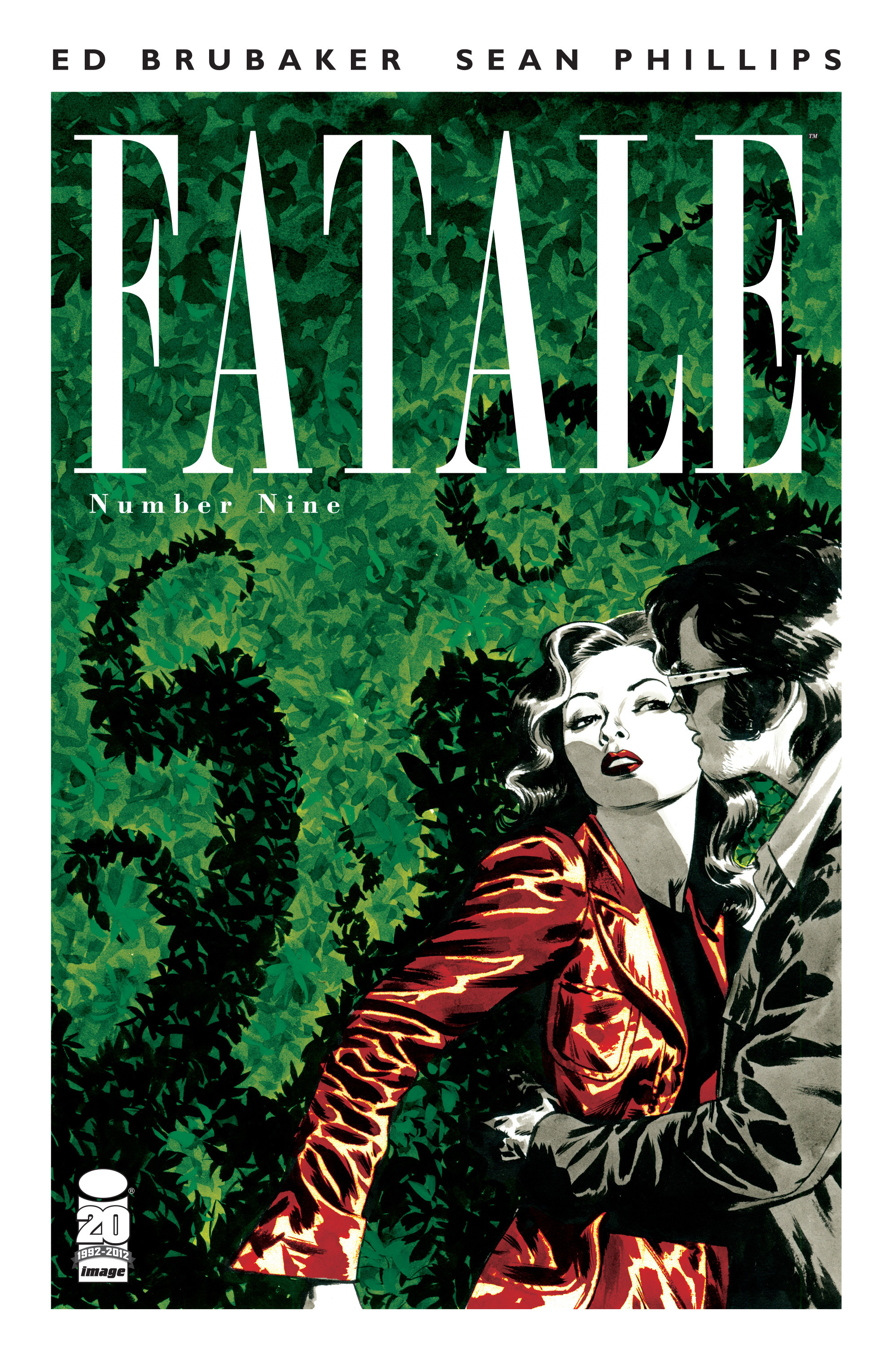 Fatale issue 9 - Page 1