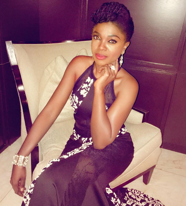 Omoni Oboli stuns for the premiere of her movie, Okafor's Law, at TIFF 2016