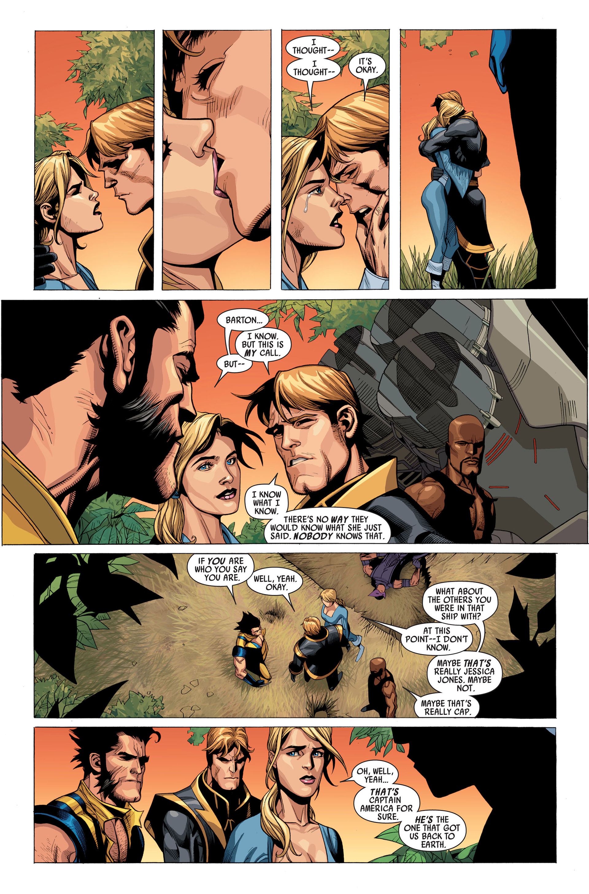 Read online Secret Invasion comic -  Issue #2 - 16