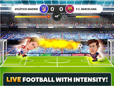 Head Soccer LaLiga 2016 V2.3.3 Apk MOD (Lots of Money)