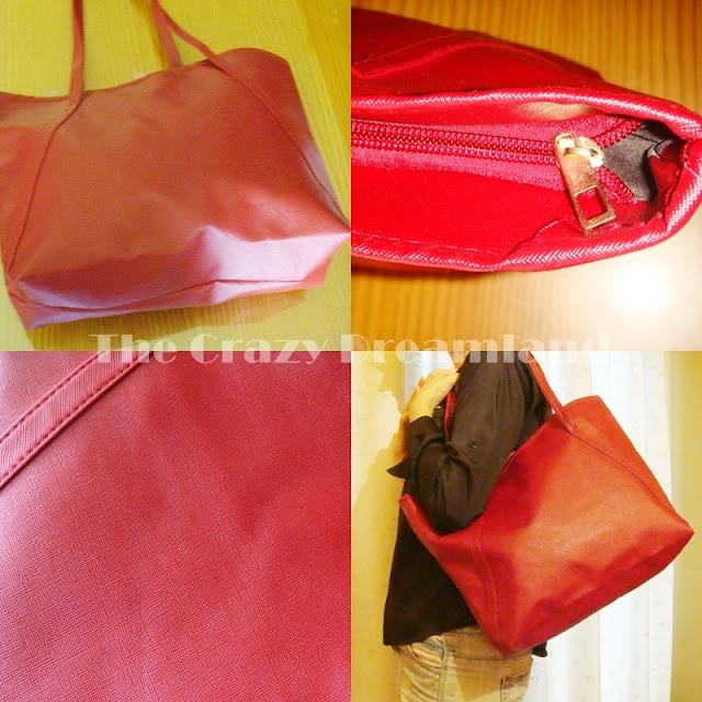 dresslink bolso rojo
