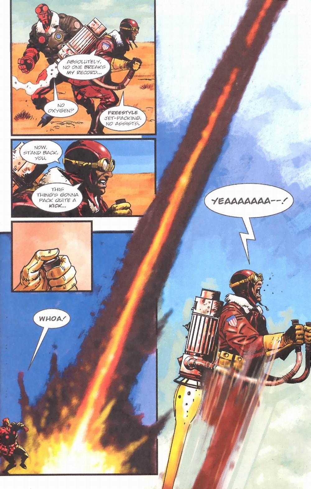 Read online Hellboy: Weird Tales comic -  Issue #2 - 5