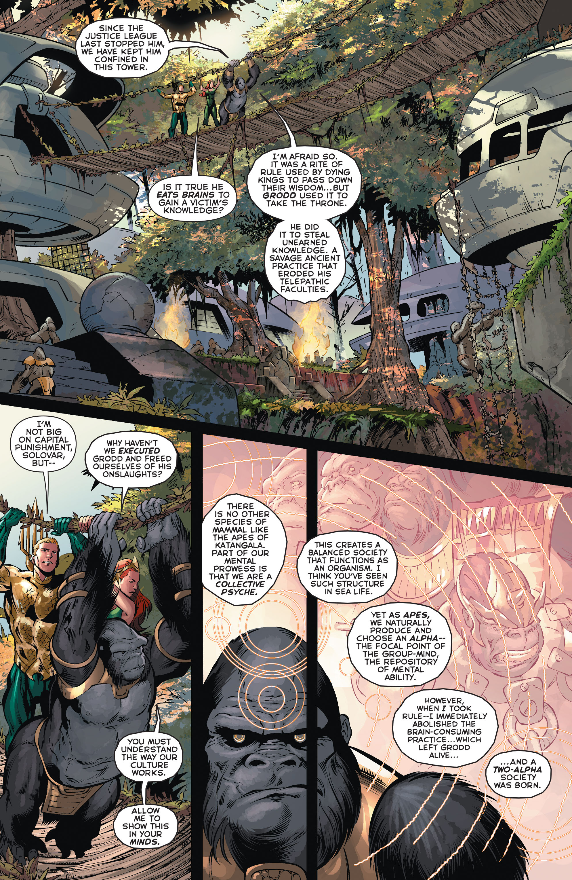 Read online Aquaman (2011) comic -  Issue #37 - 9