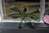 Whimsical FairyTale Dragonfly #2
