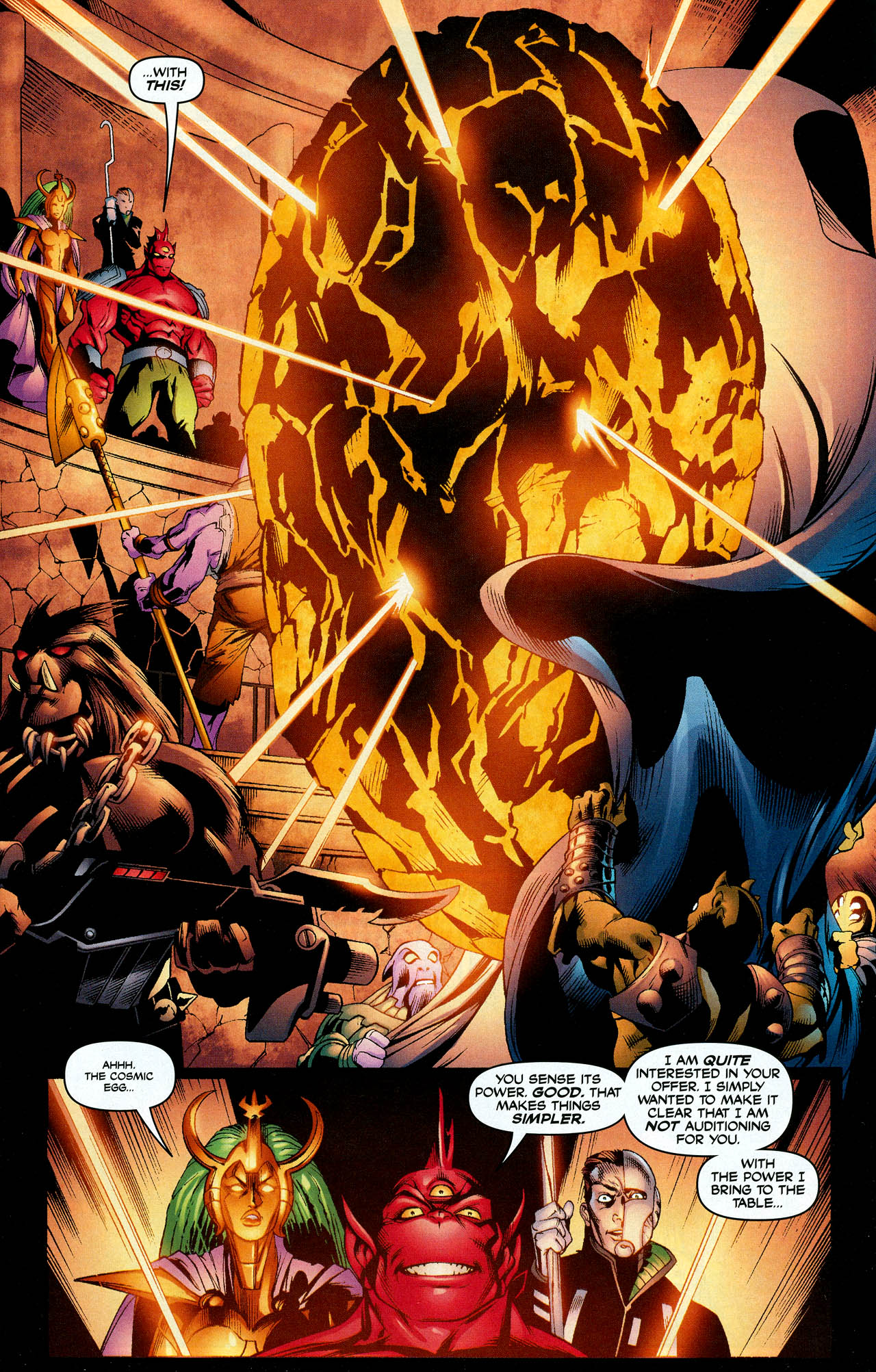 Read online Trinity (2008) comic -  Issue #8 - 5