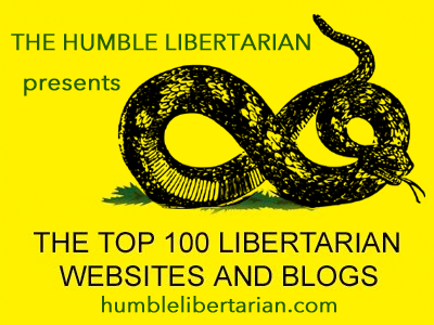 Top 100 Libertarian Blogs and Websites