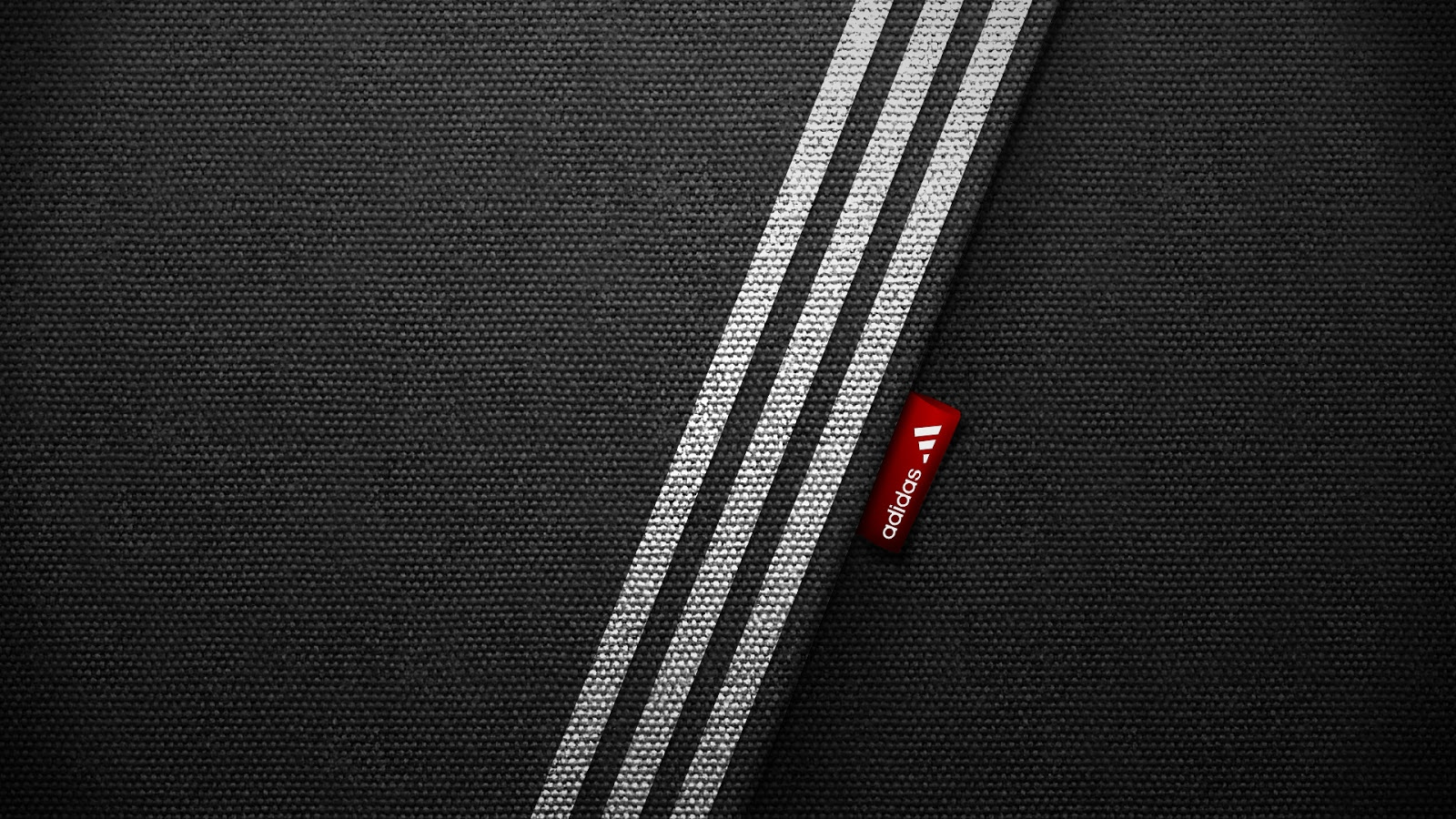 Adidas 3 Stripes Sport Logo Red HD Wallpapers   Epic ...