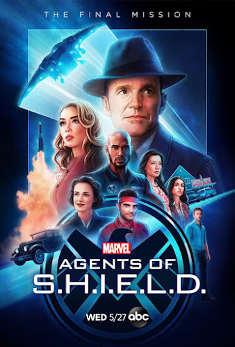 Agents of Shield Temporada 7 (HDTV 720p Ingles Subtitulado)