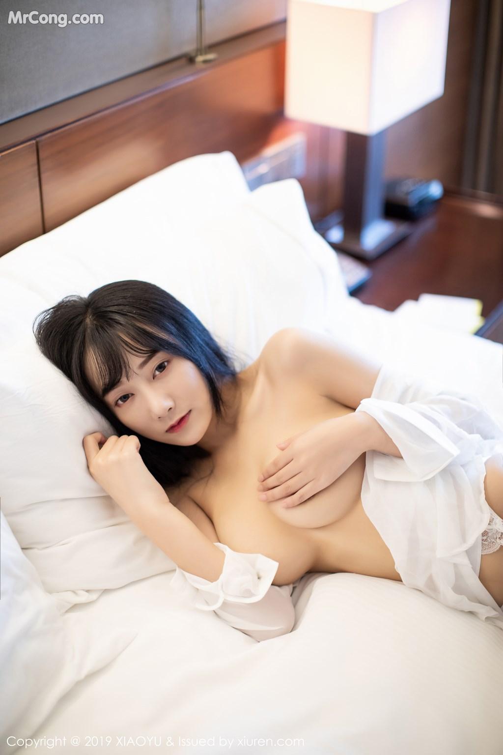 Image XiaoYu-Vol.076-He-Jia-Ying-MrCong.com-050 in post XiaoYu Vol.076: He Jia Ying (何嘉颖) (72 ảnh)