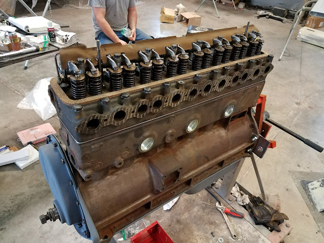Buick_engine_assembly