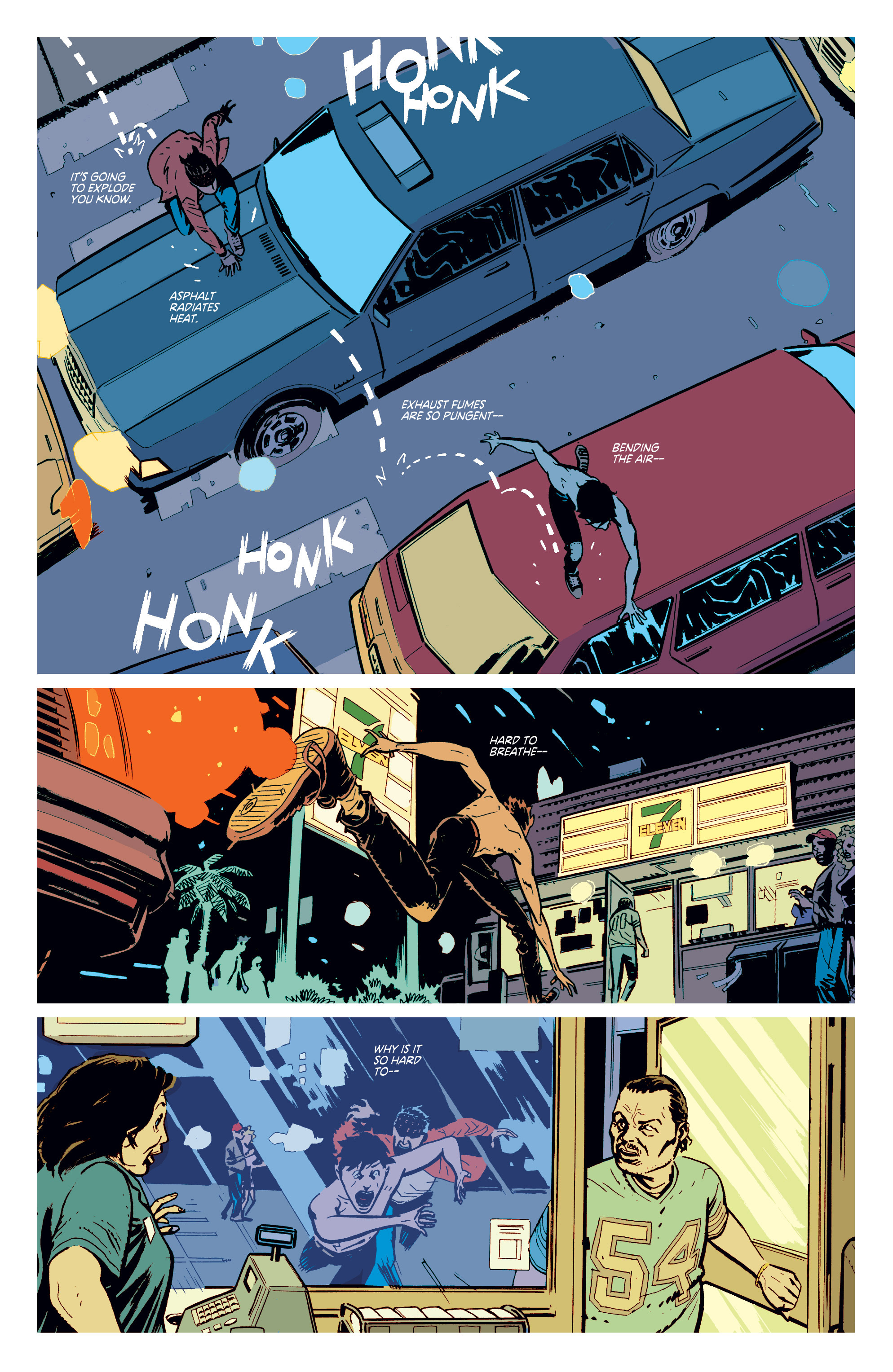 Read online Deadly Class comic -  Issue #5 - 20