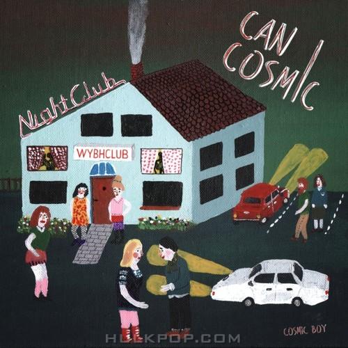 Cosmic Boy – Can I Cosmic – EP
