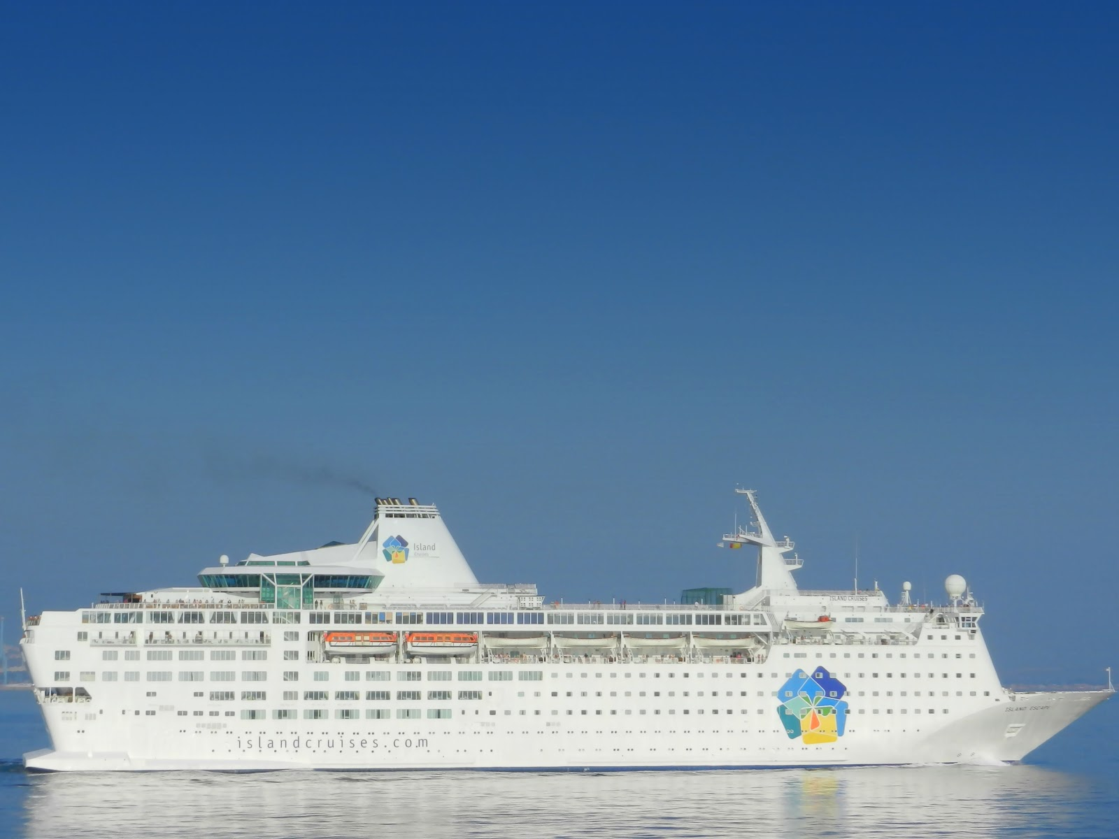 Ship's Images: Passenger Ships