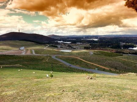 Ibukota Negara Australia Adalah Canberra
