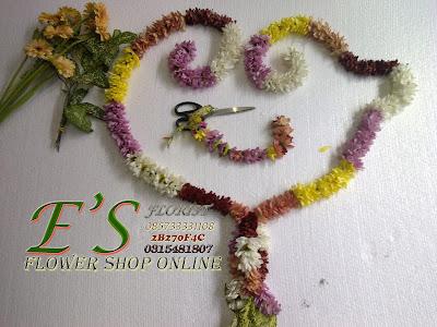bunga untuk peresmian kantor
