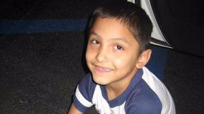 Gabriel Fernandez, 8