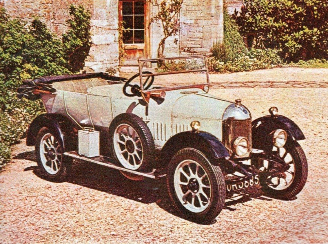Archivo De Autos Sumario Del Junio 2013 Light Sensorldr Ofalightsensorcircuitwhenthelight Symbol3sir Morris Cowley 1924