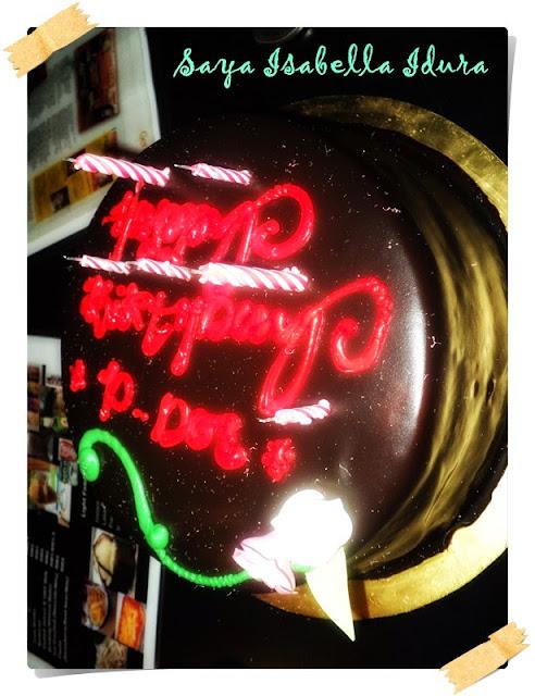 cake besday