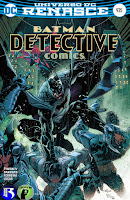 DC Renascimento: Detective Comics #935