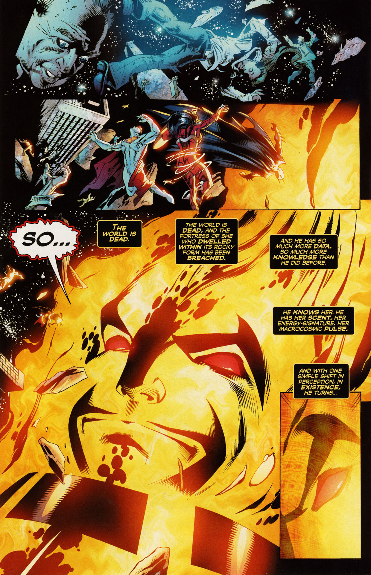 Read online Trinity (2008) comic -  Issue #50 - 5