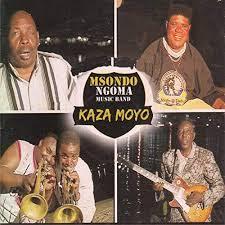 Msondo Ngoma Kaza moyo
