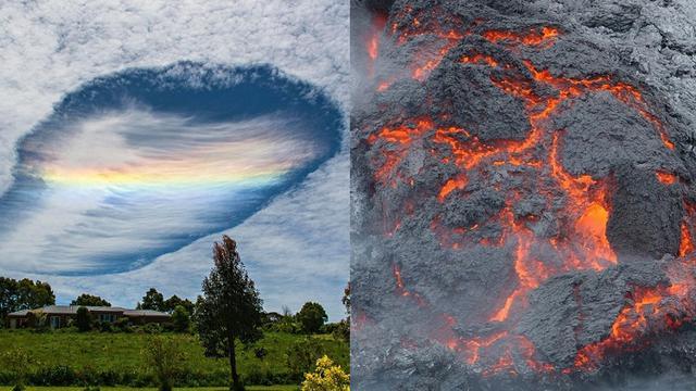 Sederet Fenomena Alam yang Tertangkap Kamera Ini Penampakannya Tidak Indah Namun Lebih Menyeramkan dari Film Horror