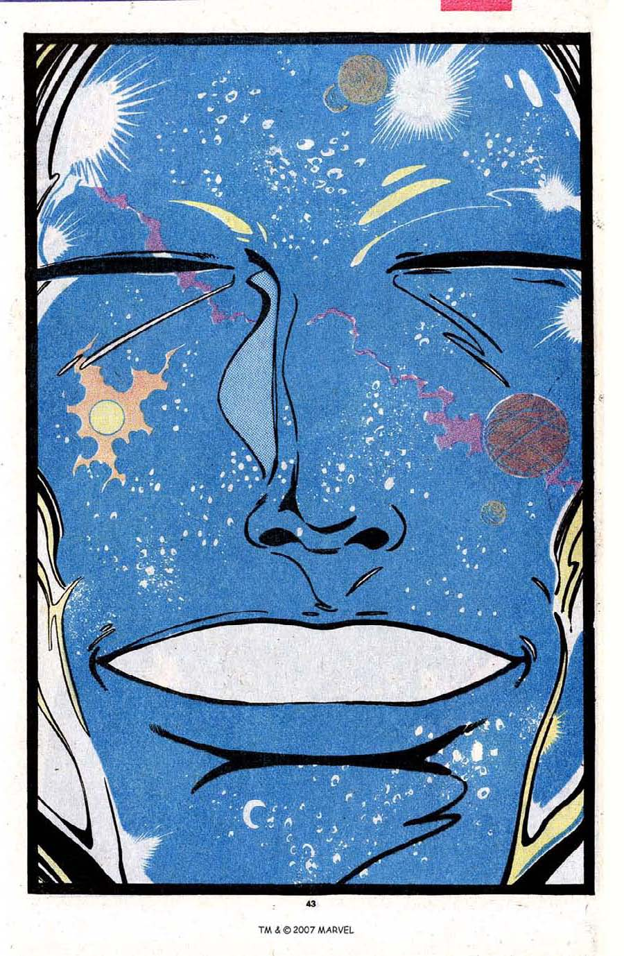 Read online Silver Surfer (1987) comic -  Issue #31 - 45