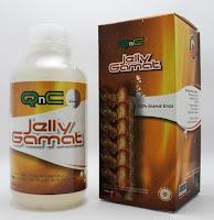 Obat Tradisional QnC Jelly Gamat Berkhasiat Untuk Segala Macam Penyakit