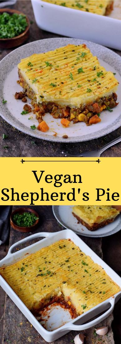 Vegan Shepherd's Pie #healthyfood #dietketo