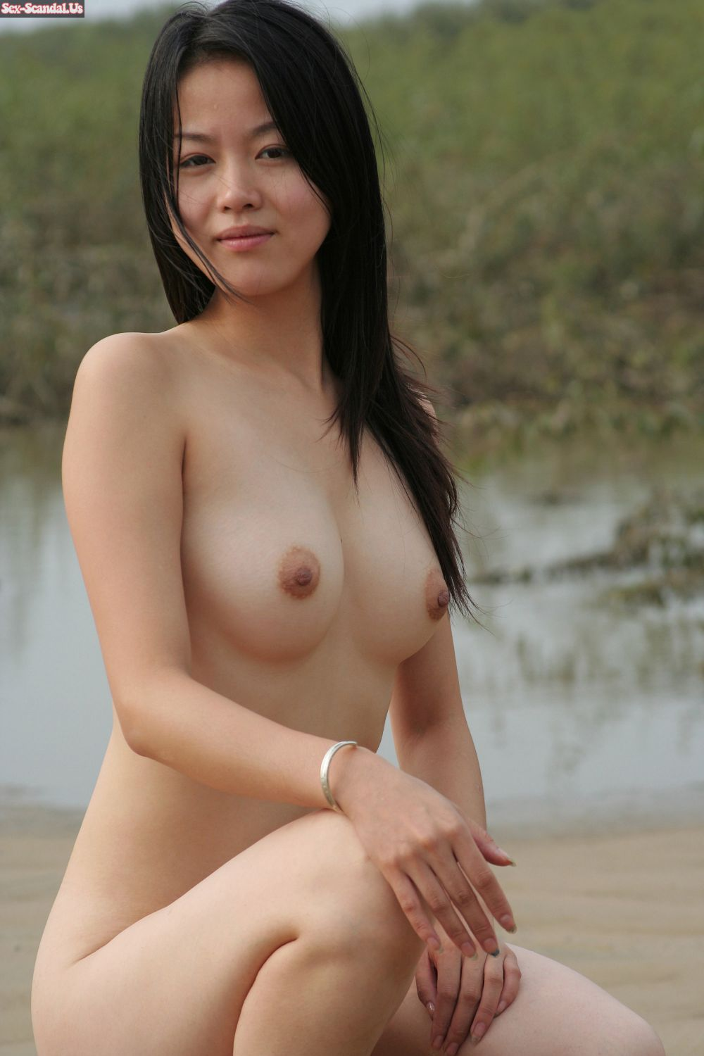 korean nude female