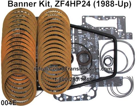 Cobra Transmission Parts 1 800 293 1848 Zf4hp22 Zf4hp24
